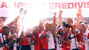 Nach 18 Jahren! Feyenoord wieder Meister