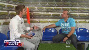 Stadionsprecher Christian Stoll im Interview