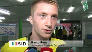 Reus: Bin beim BVB angekommen