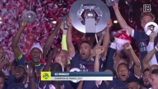 Erster Titel seit 2000: Monaco ist Meister