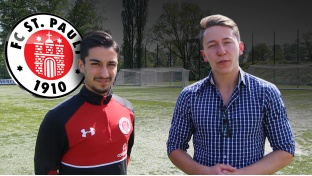 TM-Lattenschießen mit Benjamin Nadjem (FC St. Pauli U23)