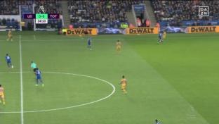 Viererpack: Kane schießt Leicester ab