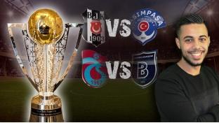 Enges Meisterschafts-Rennen zwischen Besiktas & Basaksehir