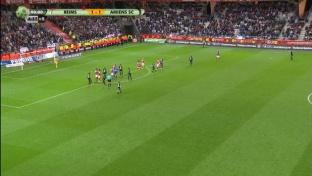 Ligue 2: Unfassbarer Last-Minute-Aufstieg