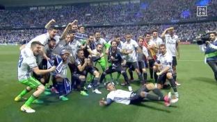 Real Madrid erstmals seit fünf Jahren spanischer Meister