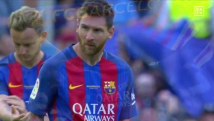 Trotz 4:2 gegen Eibar: Barcelona nur Vizemeister