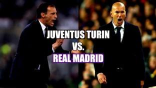 Juventus vs. Real Madrid: Der Weg ins Finale