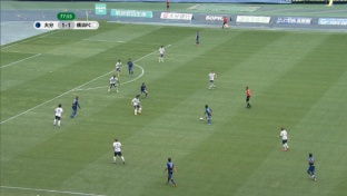 J2-League: Sitzpass, Seitfallrutscher, Traumtor