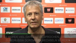 Favre über BVB-Wechsel: