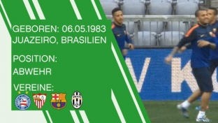 Dani Alves: Darum will ihn Guardiola zurück