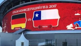 Confed Cup: Chile wird ein echter Härtetest