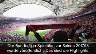 Das sind die Kracher der Bundesliga-Saison