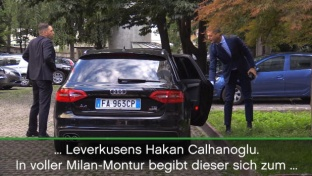 Medizincheck! Calhanoglu vor Milan-Transfer