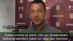 Terry zu Villa-Wechsel: