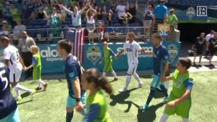 Eintracht-Test gegen Seattle endet Remis