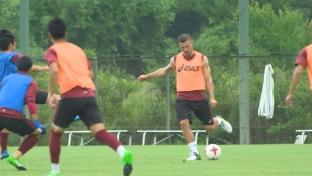 J-League: Trainingsauftakt nach Maß für Poldi