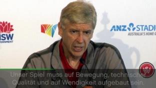 Wenger begeistert von Kolasinac und Lacazette