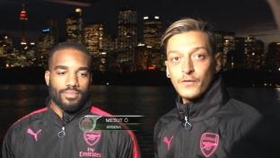 Mesut Özil über eigene und Sanchez' Zukunft