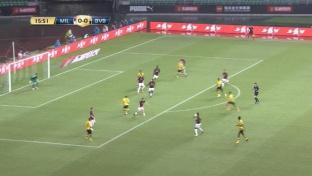 ICC: BVB gewinnt dank Aubameyang gegen Milan
