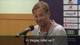 Klopp-Poker um Naby Keita: