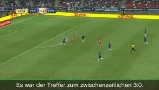 ICC: Traumtor! Müller ballert Chelsea weg