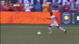 ICC: Samba! Neymar tanzt United-Abwehr aus