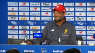 Klopp: Das wünsche ich Hertha zum Geburtstag