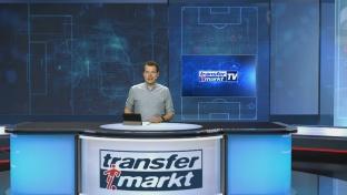 Transfermarkt TV vom 31.07.2017