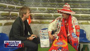 """FCB-Fan Michael """"Buschmann"""" Zeman im Interview"""