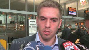 """Lahm vor Valencia-Spiel: """"Brauchen uns nicht zu verstecken"""""""