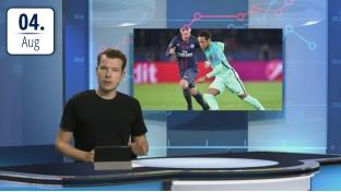 Neymar zu PSG fix, Championship-Start & Sessegnon im Fokus