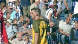 Pascal Groß trifft für Brighton & Hove Albion gegen Atletico