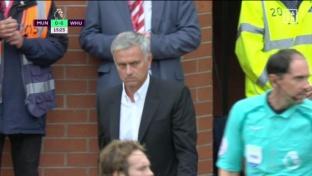 Man United schlägt West Ham 4:0 - Lukaku trifft doppelt