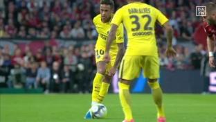 Neymars erstes PSG-Tor bei 3:0-Sieg in Guingamp