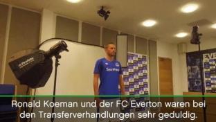 Sigurdsson: Wechsel zu Everton wegen Koeman