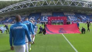 Huddersfield siegt im Duell der Aufsteiger