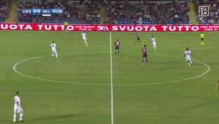 Crotone - AC Mailand