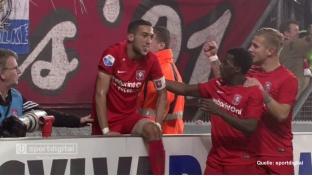 Nach Müller-Jubel: Diese Profis verletzten sich kurios