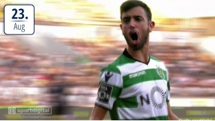 Player to watch: Bruno Fernandes (Sporting CP)
