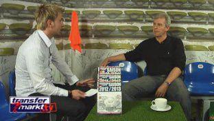 Trainer Dietmar Demuth im Interview