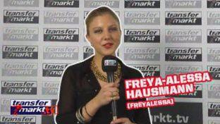 TM.de stellt sich vor, heute: Praktikantin Freya-Alessa