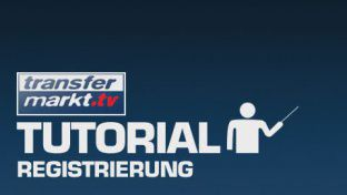 Tutorial: Registrierung bei TM.de