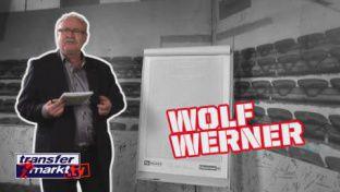 Die Traumelf von Wolf Werner (Fortuna Düsseldorf)