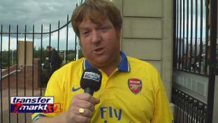 Arsenal fans talk about the 44 million signing of Özil