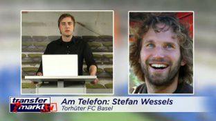 Stefan Wessels im Interview