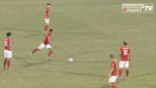 AFC CL: Paulinhos 40m-Hammer-Freistoß