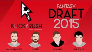 Fantasy Draft 2015   Klick & Rush Premier-League-Podcast