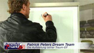 Die Traumelf von Patrick Peters