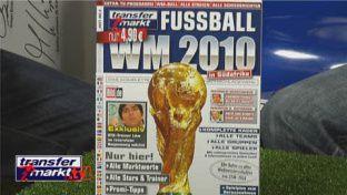 Transfermarkt-WM-Heft 2010