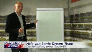 Die Traumelf von Arie van Lent